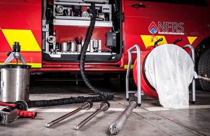 NFRS  Nordic Fire & Rescue Services